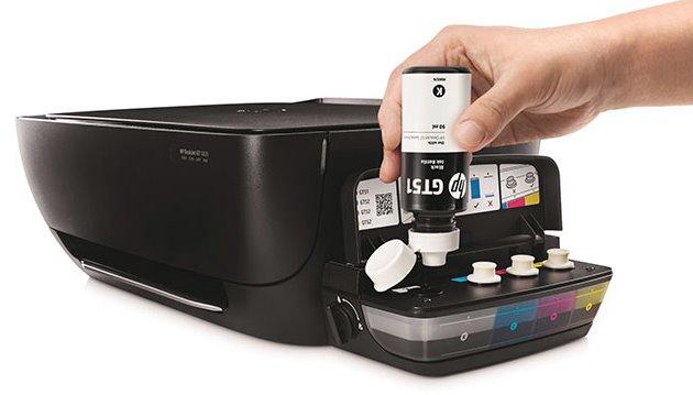 Harga Terbaru Tinta Printer HP GT Series Juli 2017