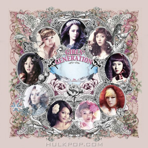 Girls' Generation – The Boys (FLAC + ITUNES PLUS AAC M4A)