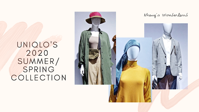 UNIQLO LifeWear 2020 Spring/Summer Collection