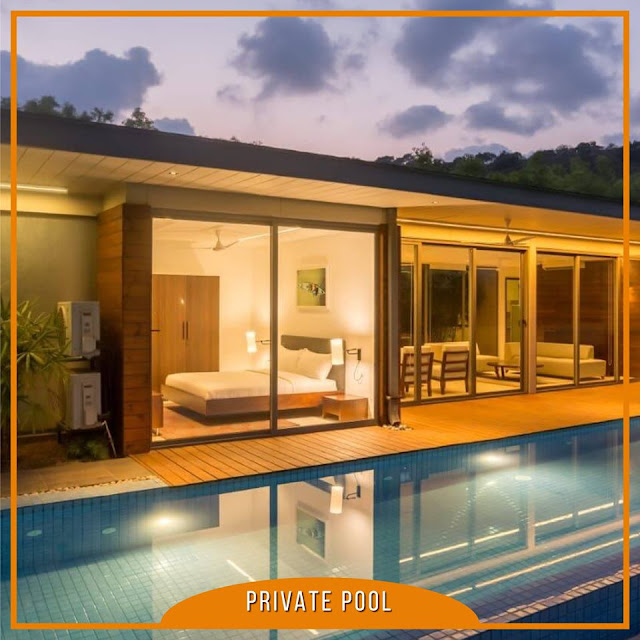 Luxury  Villas on Rent Goa