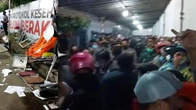 Titik Tengah dari Kericuhan Pos Penyekatan Suramadu, Warga Madura Harus Kantongi SIKM saat Pergi ke Surabaya, Cek Aturan Berlakunya!