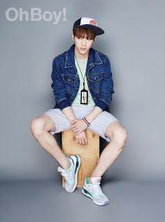 biodata Seo Kang joon
