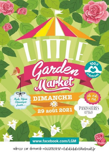Little garden market