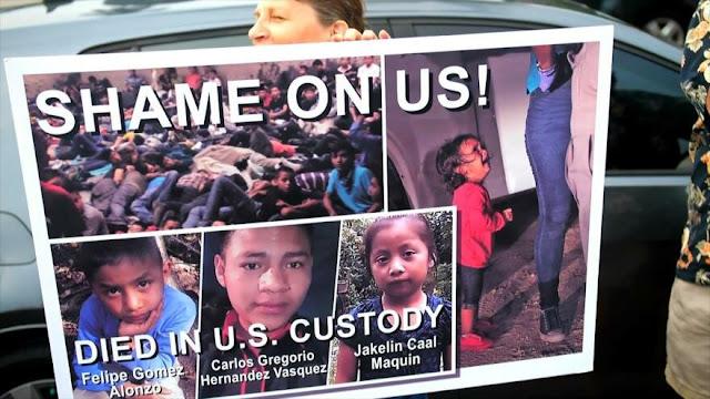 Continúa política migratoria con tintes de limpieza étnica en EEUU