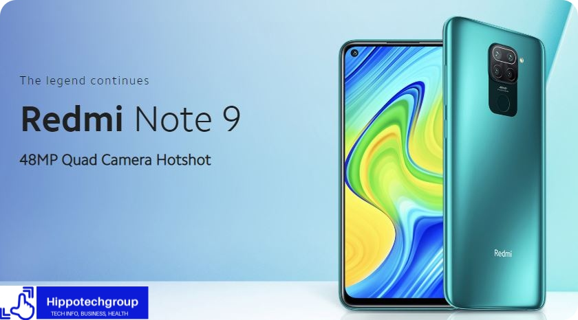 Main Features of Xiaomi Redmi Note 9