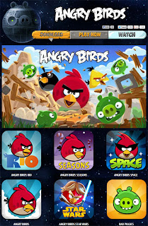 Download Games Angry Birds Collection 2013 + Keys