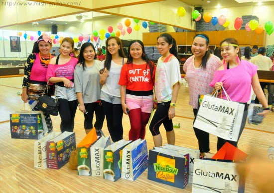 Posh Nails Launches New Manicure and Pedicure Powered by GlutaMAX with a Throwback Zumba Party