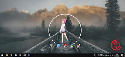3. Maka nantinya ikon aplikasi akan hilang dari taskbar dan dapat kalian pin kembali kapan saja, karena aplikasi masih tetap ada di Start Menu