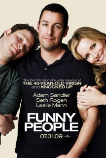 Sinopsis Film Funny People (2009)
