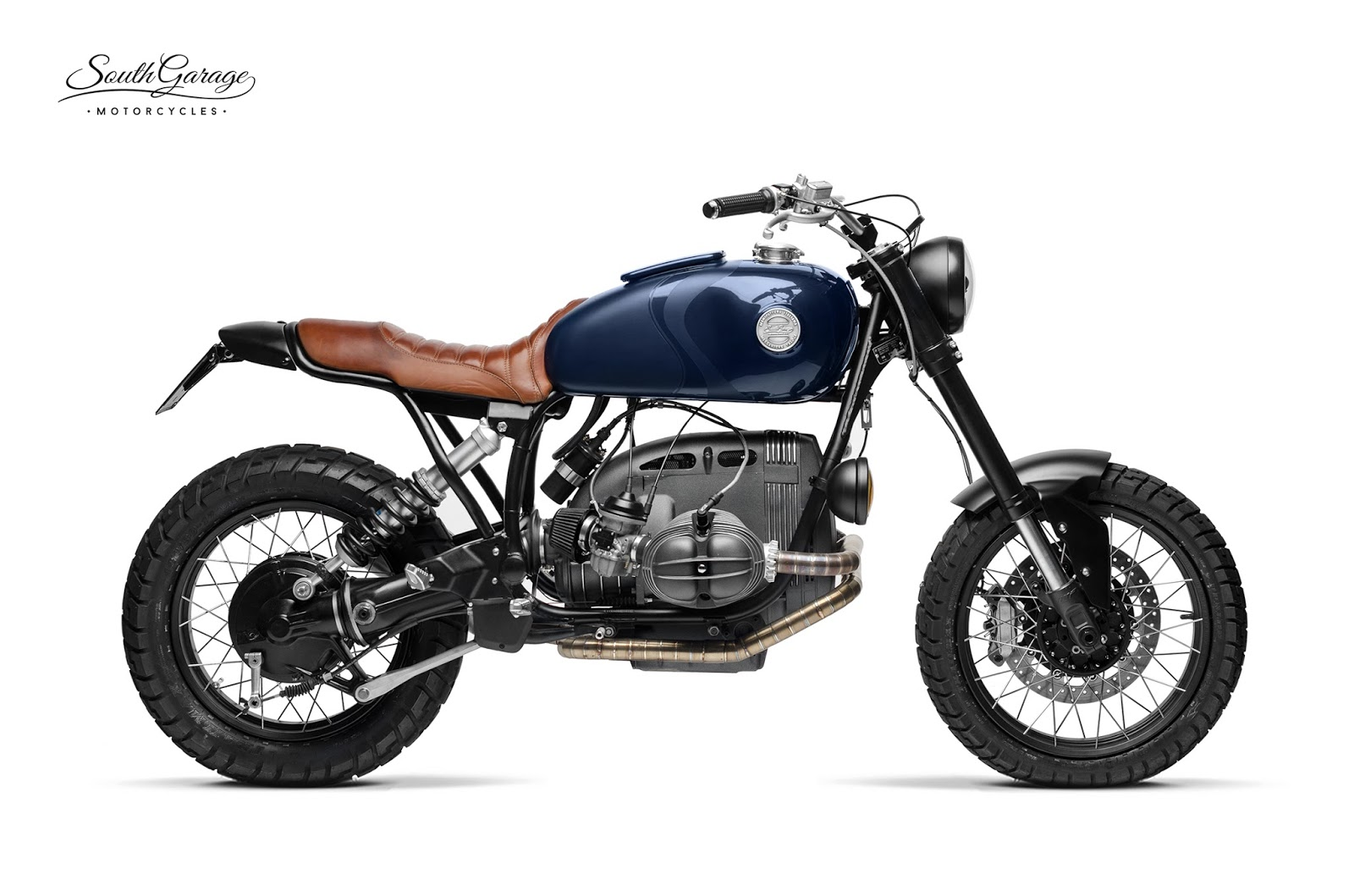 ϟ Hell Kustom ϟ Bmw R80r By South Garage Motorcycles
