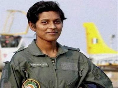 Bhawana Kant Iaf first combat mission pilot
