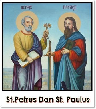 St. Petrus dan St. Paulus