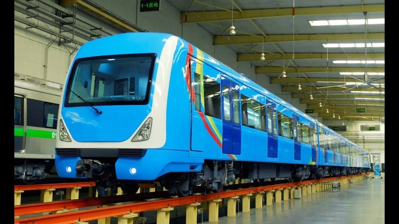 Lists of countries that started and completed their Rail Mass Transit after Lagos Rail