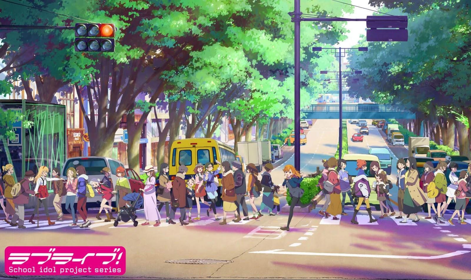 Mantap,Seri Love Live Ungkap Proyek Anime Baru