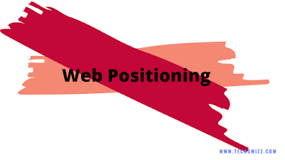 The 9 key tips for your web positioning