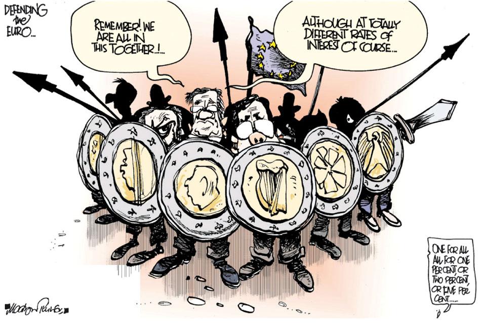 Mad Political Cartoon >> Bado's blog: What EU cartoonists think of Brexit