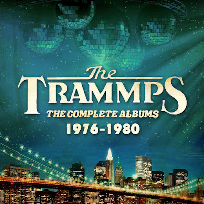 BENTLEYFUNK 2019: The Trammps - The Complete Albums 1976