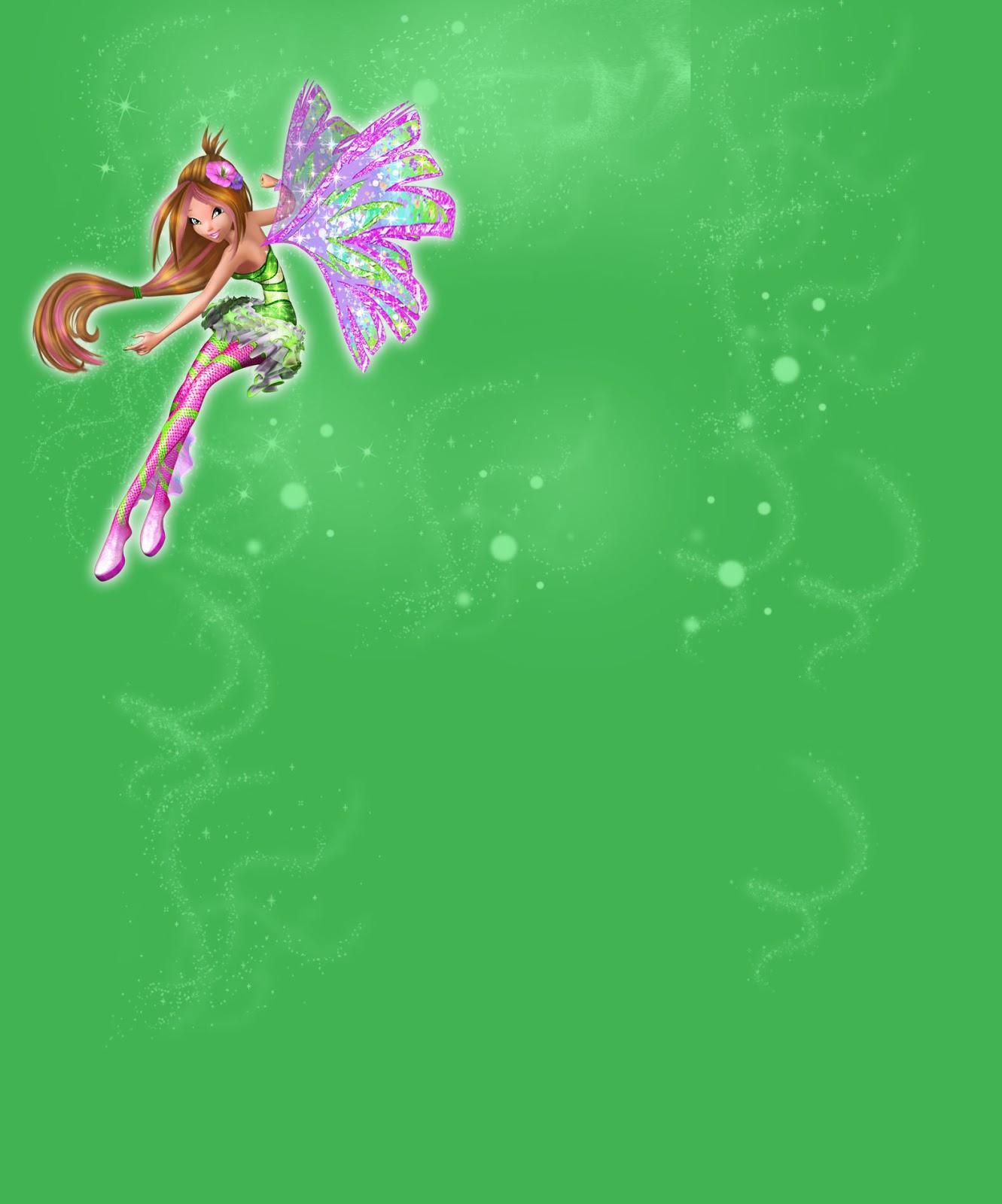 Fondos De Pantalla Winx Club Sirenix 3D