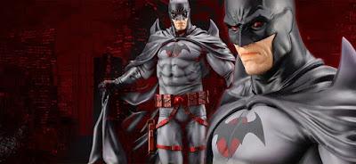 DC Comics Elseworlds Series Flashpoint Batman ARTFX Statue by Kotobukiya