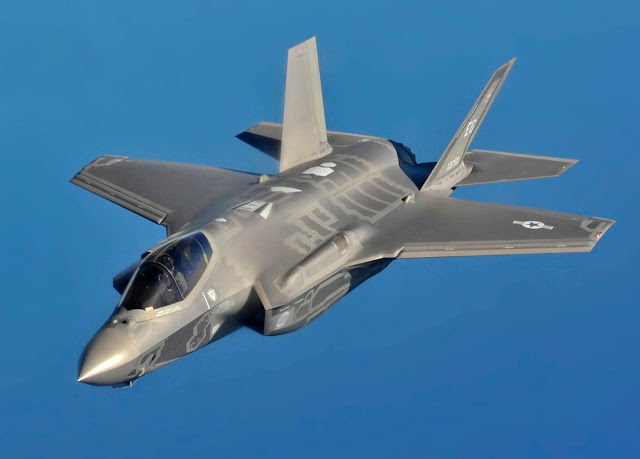 Know about specialty of US F-35a stealth fighter jet