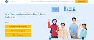 2.500 Satuan Pendidikan Menjadi Sasaran Sekolah Penggerak Yang Tersebar di 111 Kabupaten/ Kota
