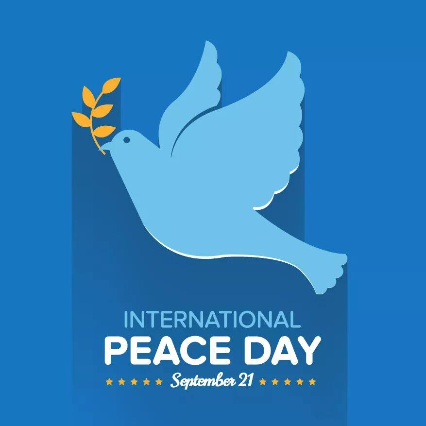 International Day of Peace Wishes Awesome Picture