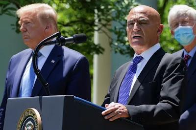 الرئيس المنتخب بايدن يقيل السلاوي