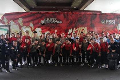 Jadwal Pertandingan Timnas Indonesia U-22 Dalam Laga SEA Games 2019