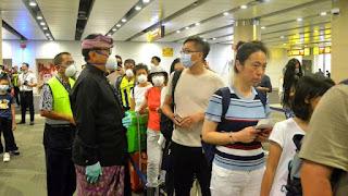 Data BPS: 181 Ribu Turis China Masih Kunjungi RI di Januari 2020