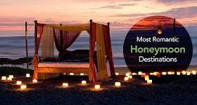 Top 10 Most Romantic Honeymoon Places In India 2020