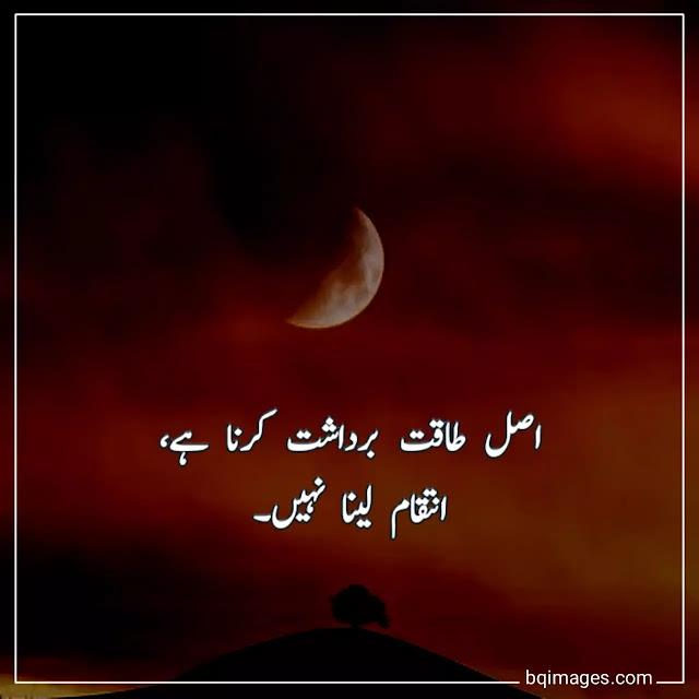 deep quotes in urdu one line