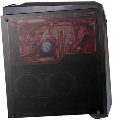 MSI Infinite X Plus 9SD-655EU: ordenador de escritorio Core i7 con almacenamiento dual (SSD + HDD) y gráfica GeForce RTX 2070 Super de 8 GB