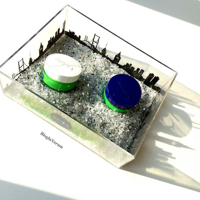 nivea essentials urban skin defense gündüz kremi urban skin detox gece kremi incelemesi