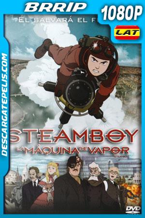 Steamboy: la máquina de vapor (2004) 1080p BRrip Latino – Japones