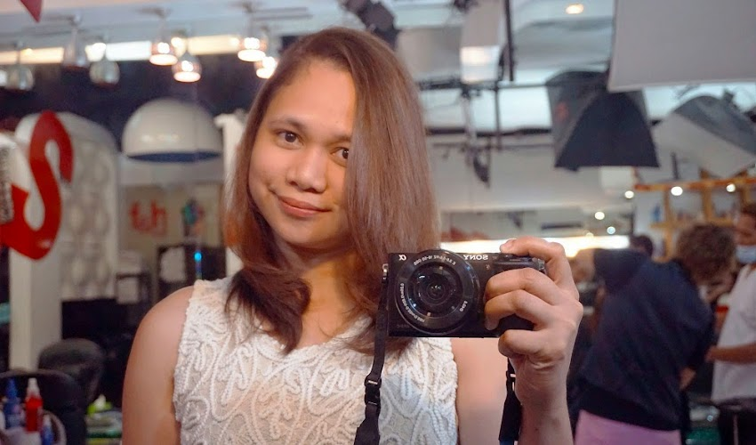 I got #Fredified at Hairshaft Salon, Podium Mall