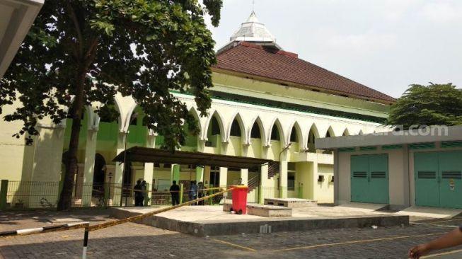 Benda Mirip Bom di Masjid Kampus UNY Disertai Tulisan Meledak Bersama