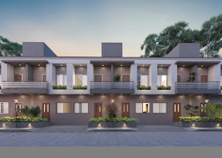 Row House In Olpad Under 15Lac