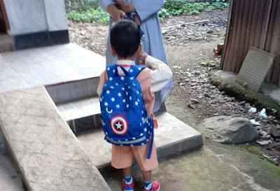 Menghormati Orang Tua Kewajiban Anak