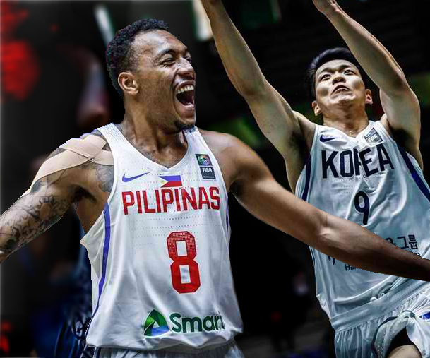 List of Qualified Teams Quarterfinal Round FIBA Asia Cup 2017
