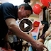 Watch: Editor's cut of President Duterte's visit to the young cancer patients on Christmas Eve