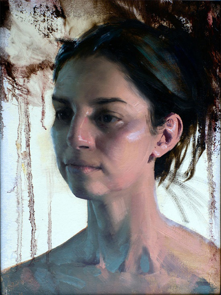 |Realistic Figurative Painting