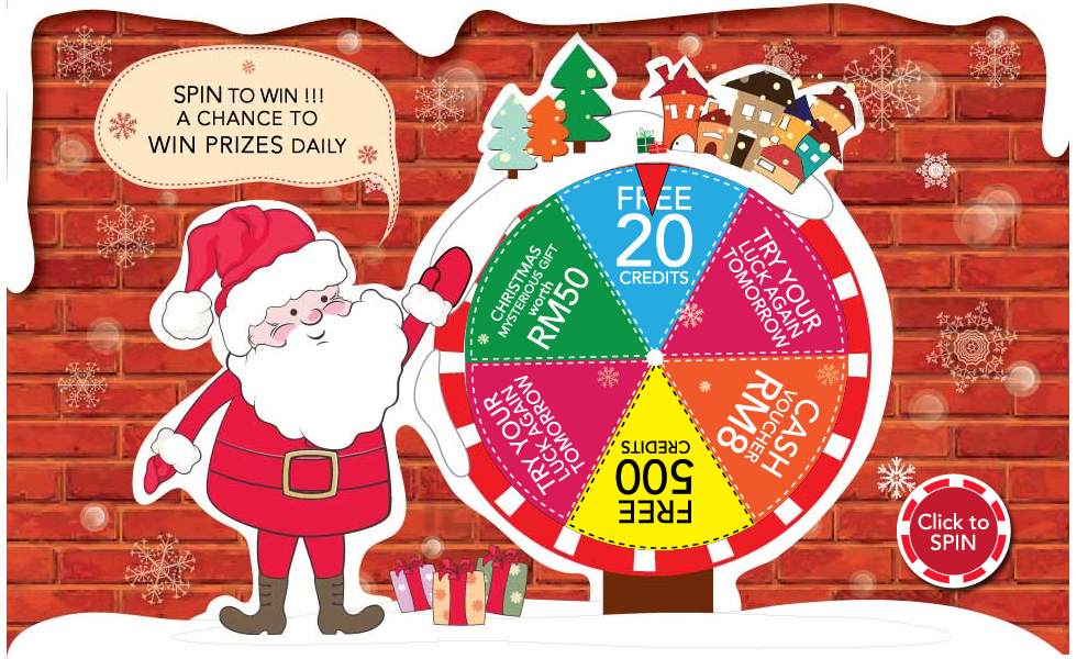 Spin To Win Prizes For Free