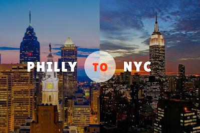 Philly - NJ - NYC