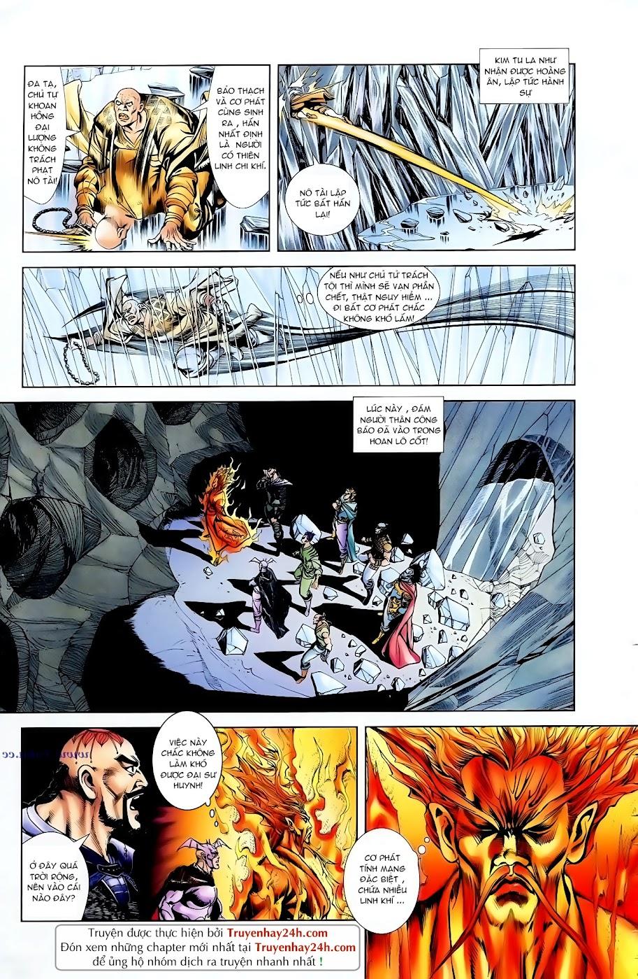 Cơ Phát Khai Chu Bản chapter 98 trang 9