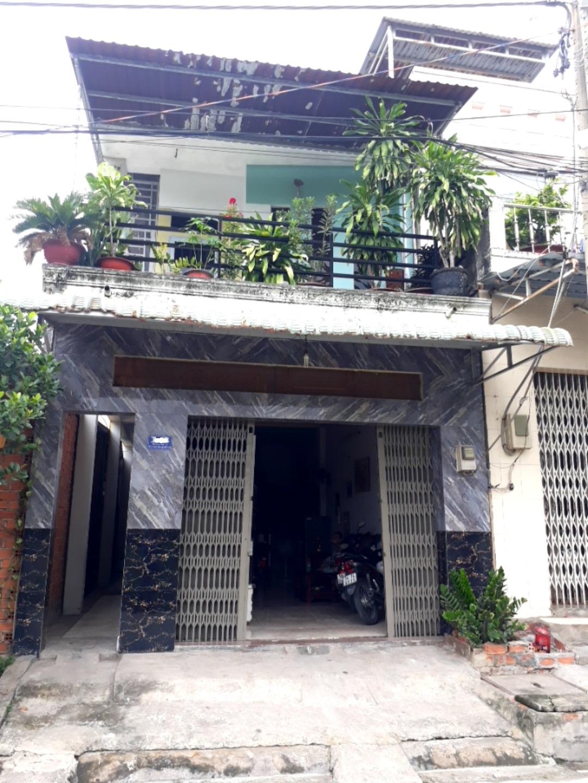 Bán nhà Mặt tiền đường số phường Tân Tạo A quận Bình Tân. DT 5x20m