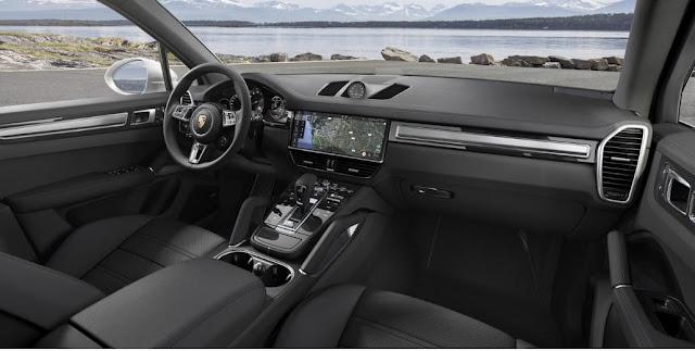 2018 Porsche Cayenne Turbo