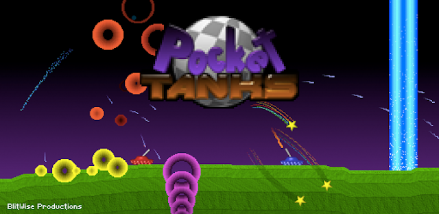 Pocket Tanks Deluxe For Android
