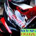 Sơn tem đấu xe Exciter 2012 màu đỏ đen