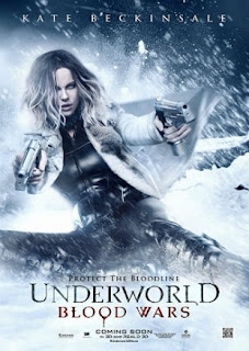 Underworld Blood Wars 2016 BRRip 480p 300mb Dual Audio In Hindi English ESub