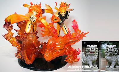 Figuarts ZERO Kizuna - Relation - Naruto y Minato